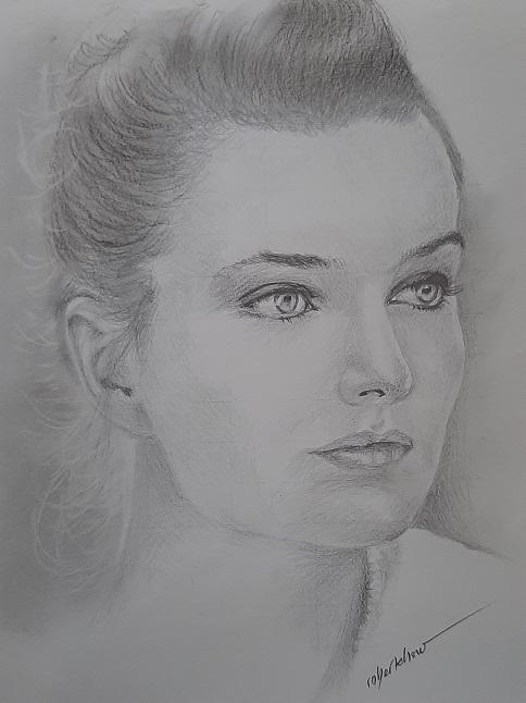 Paulina Porizkova by Bobchew